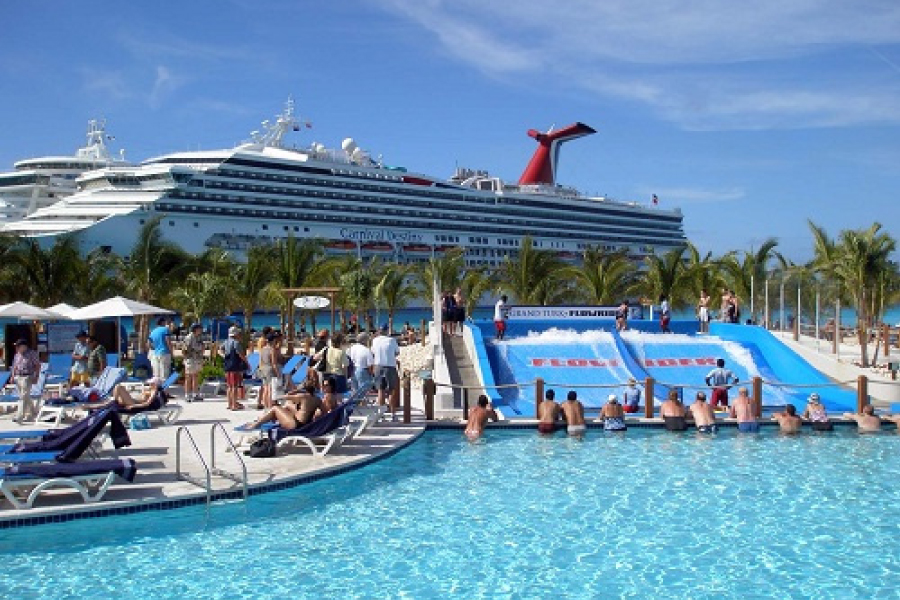 Carnival Cruises Flowrider