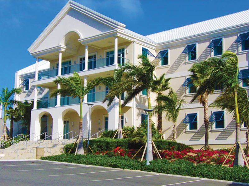 Fortis TCI Headquarters